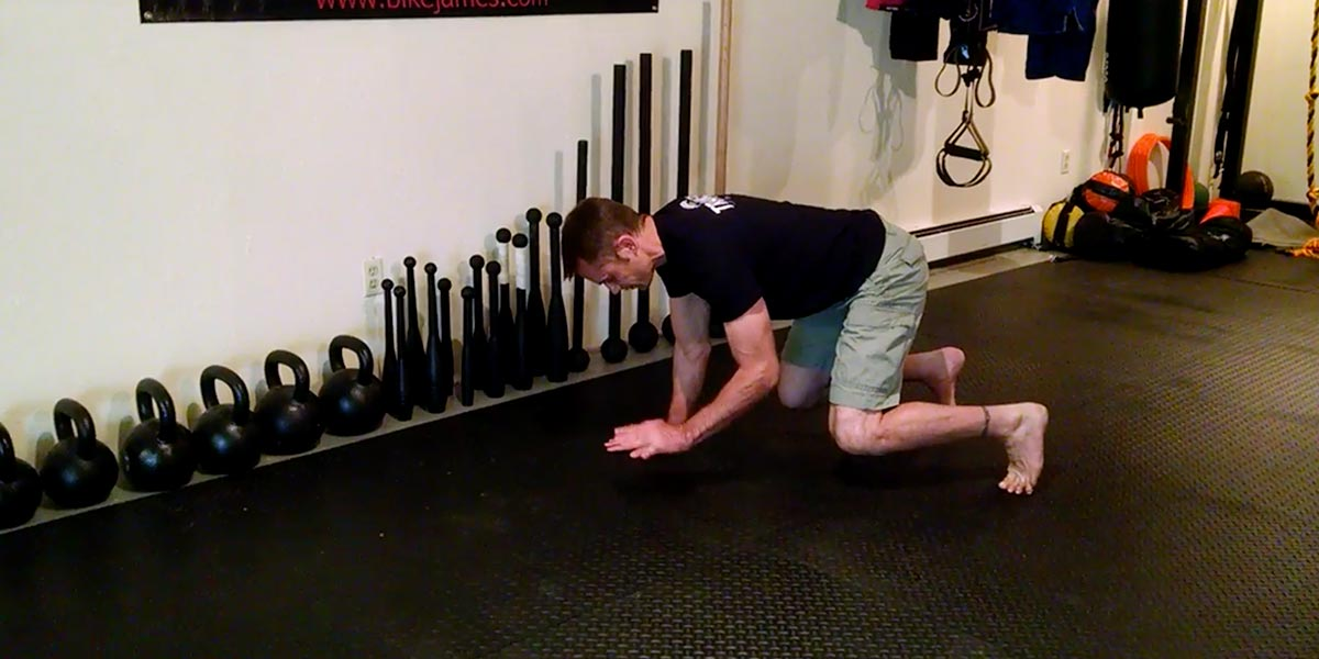 An easy way to add crawling into your BJJ program.