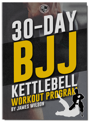 30-Day Kettlebell Workout Plan for BJJ