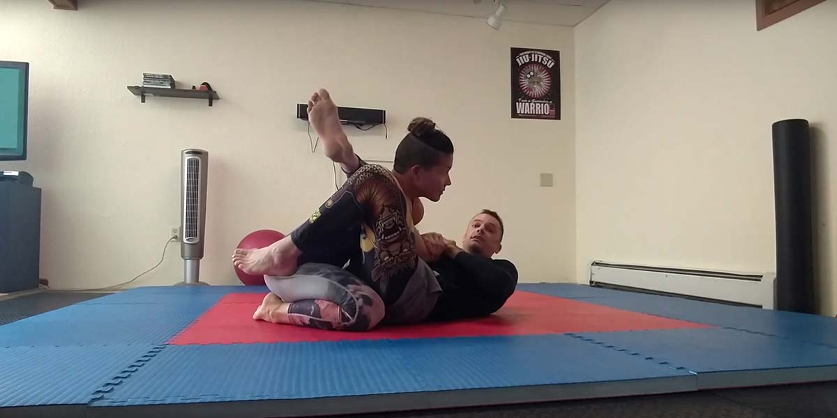 Movement Drills to Improve Your Closed Guard