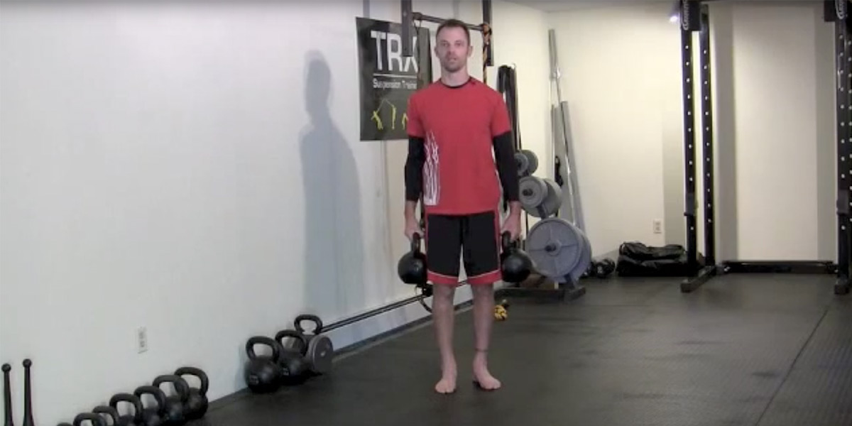Improve Your BJJ Core Strength, Grip Strength and Endurance With Loaded Carries